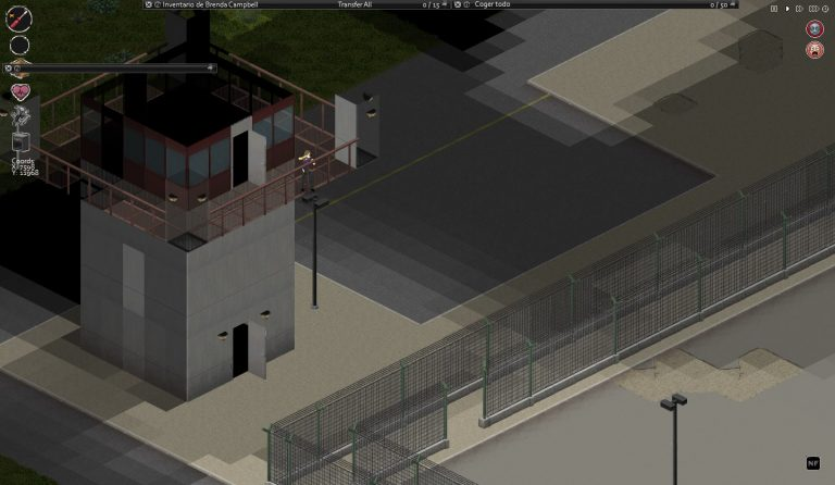 Project Zomboid Build 35 Rosewood Prison