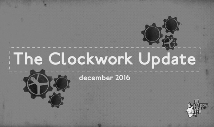 A Clockwork Update