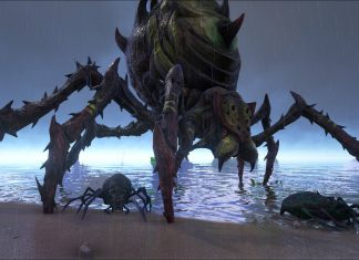 ARK PS4 Patch 1.04