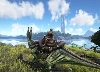 ARK PS4 Patch 1.05