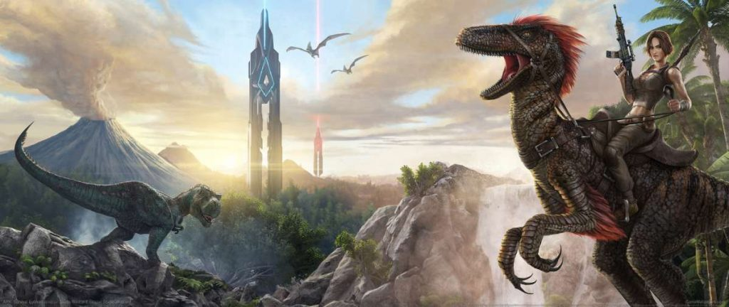 Ark Survival Evolved 5 Neue Dinos Für Ps4 Und Xbox One Patch 1 06