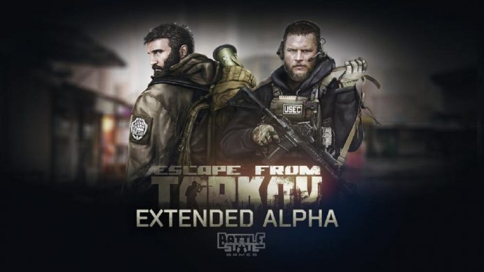 Escape from tarkov Extended Alpha