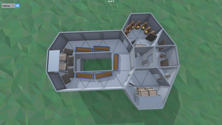 Fortify Rust-Bauplan