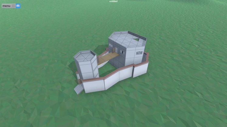 Rust-Bauplan in Fortify