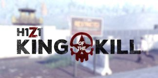 H1Z1: King of the Kill Game-Update
