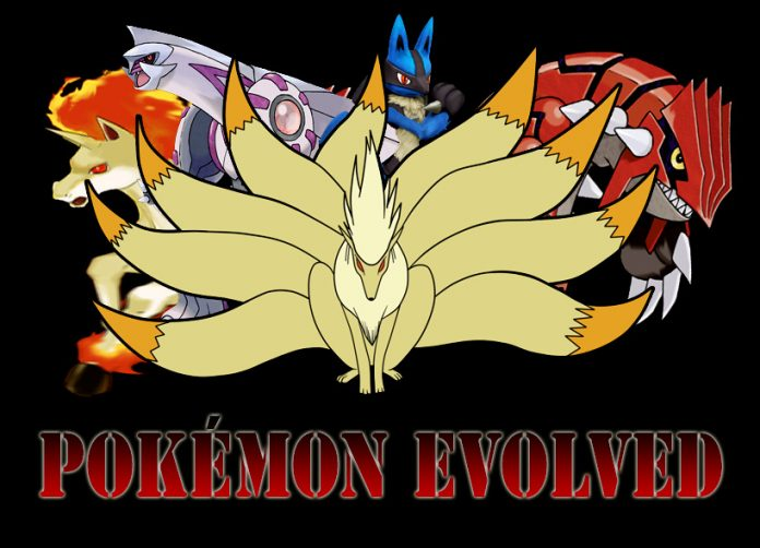 Pokémon Evolved