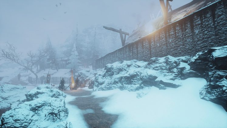 The Black Death Frostfall-New-Area