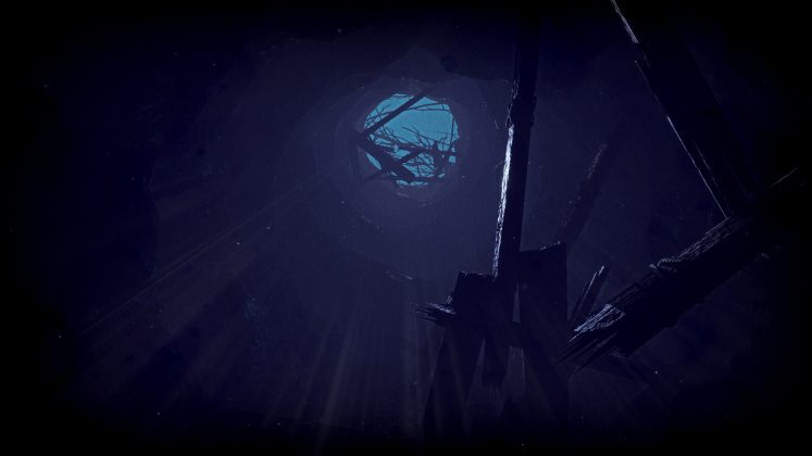 Horror of the Deep - Eingang