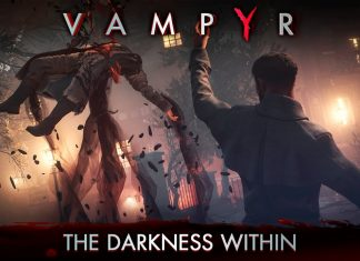 Vampyr the Darkness Within