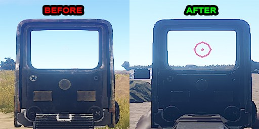 holosight optimization