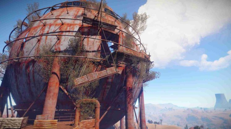 Overgrowth in rust