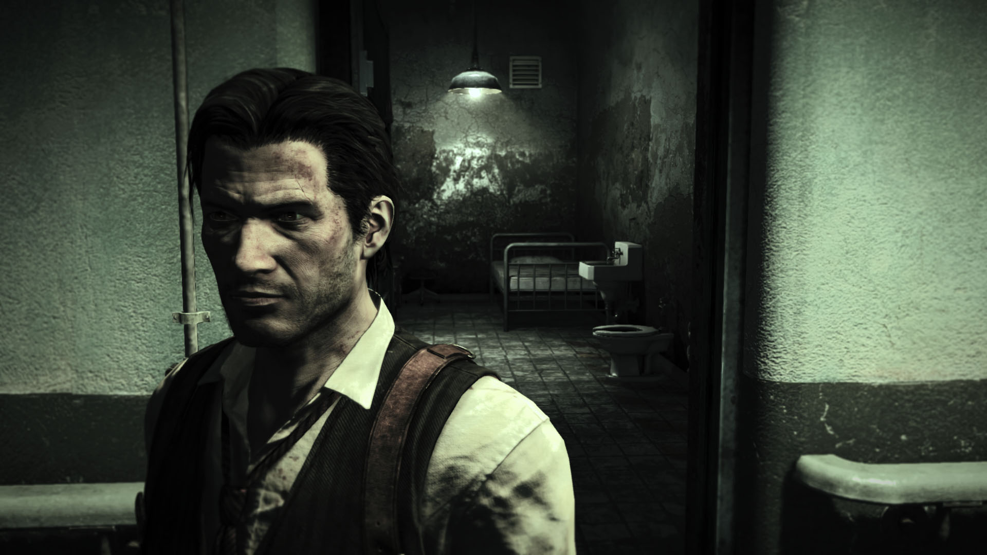 The Evil Within - Zelle