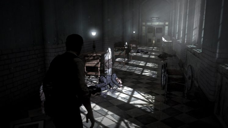 The Evil Within - Krankenhaus