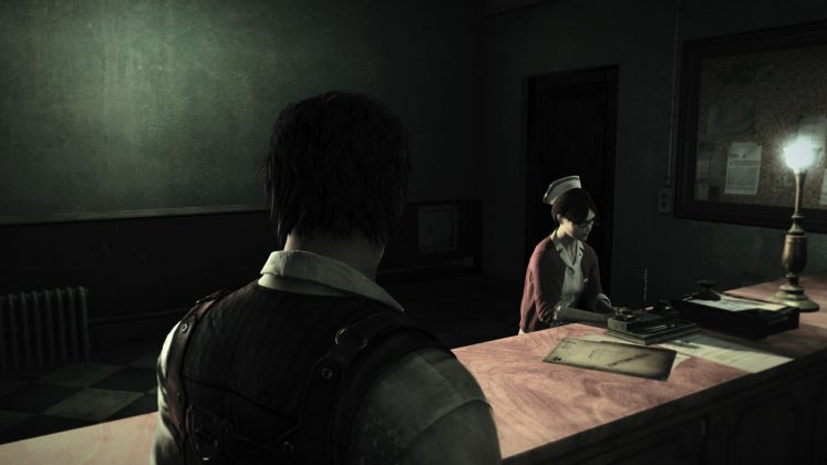 The Evil Within - Krankenschwester