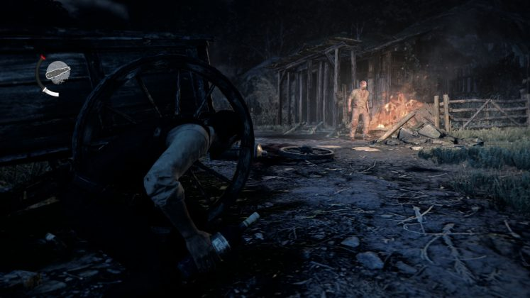 The Evil Within - Schleichen