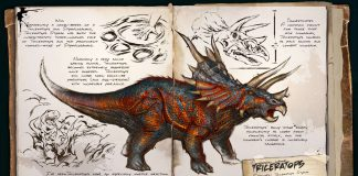 Dino Dossier Triceratops