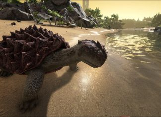 ARK Survival Evolved Carbonemys