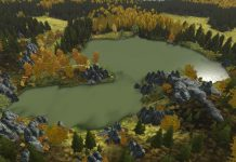 Black Lake in DayZ
