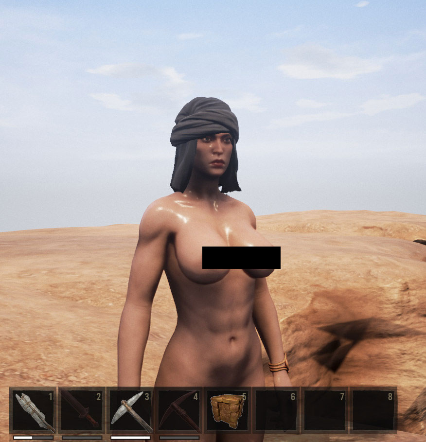 Conan-Exiles-Shaved-and-Oiled-Females
