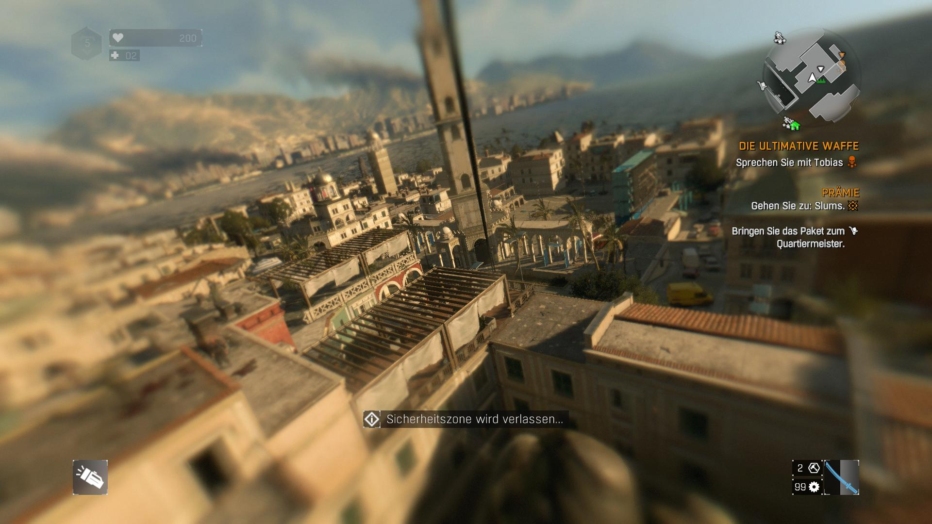 Dying Light Harran Techland Parkour