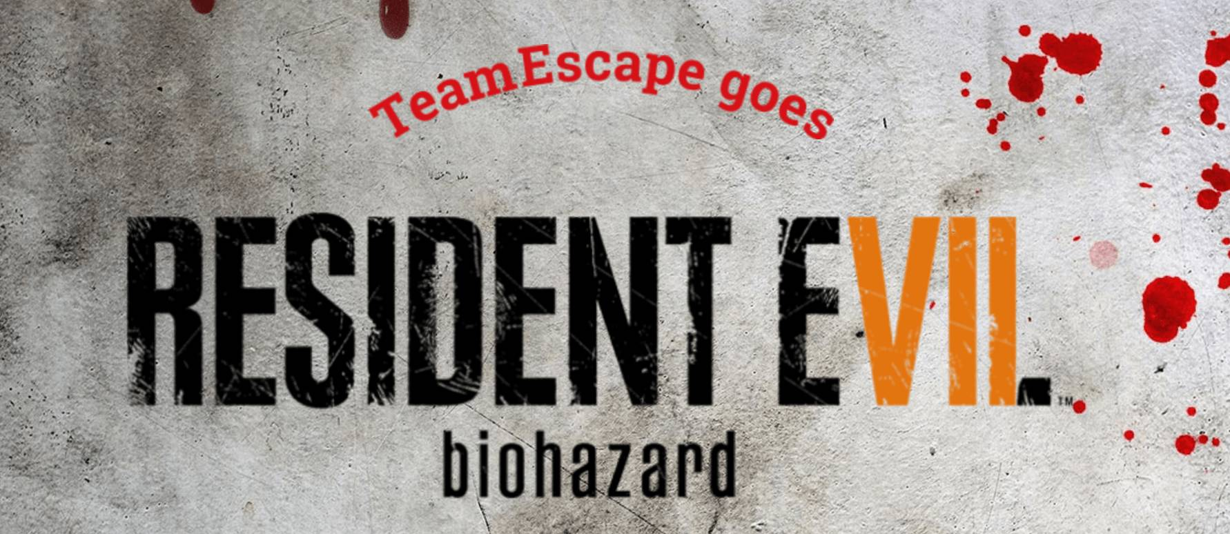 Escape Room Resident Evil 7