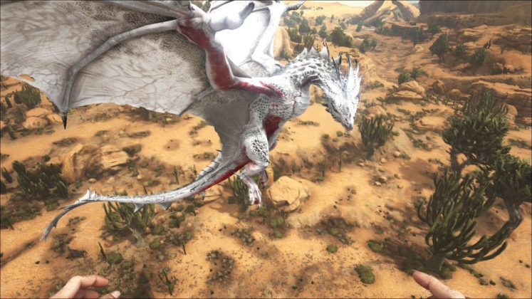 White Wyvern