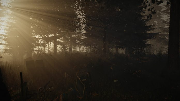 The Forest Patch 0.54