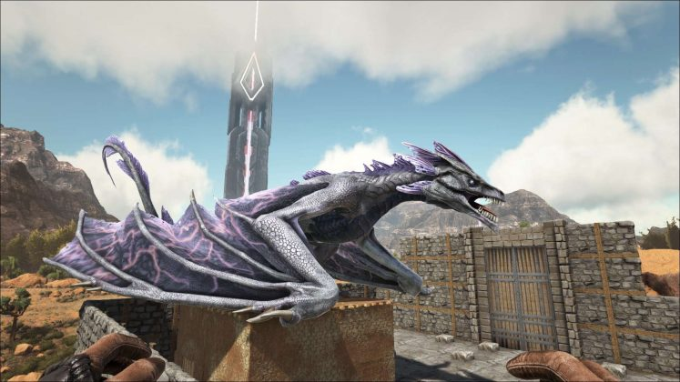 Lightning Wyvern.