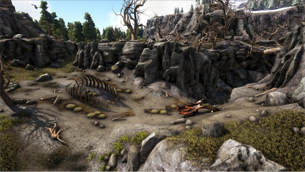 ark iso crystal isles how to find rare flower