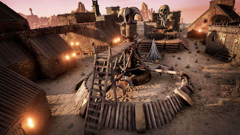 Conan Exiles - Thralls, and Where to Find Them
