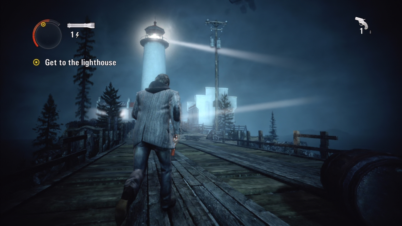 Alan Wake Lighthouse