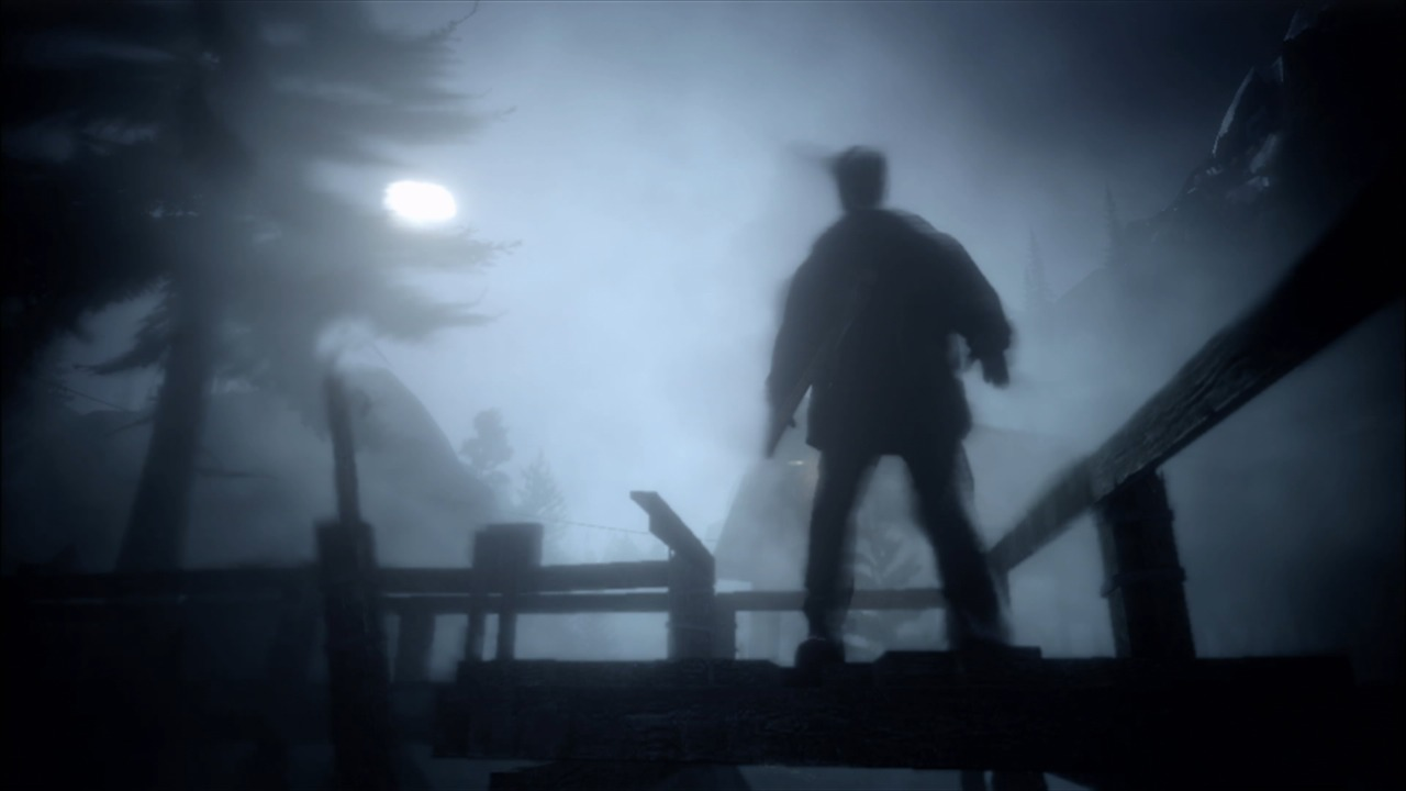 Alan Wake Shadows