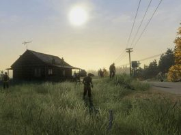 Zombies in H1Z1: Just Survive