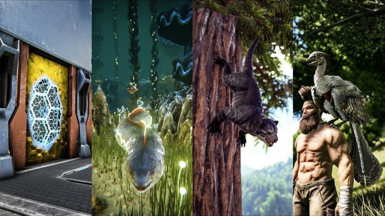 ARK: Survival Evolved – Patch 255 Out Now – Sneak Peek at v256