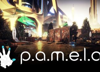 P.A.M.E.L.A. Trailer 3 - Downfall
