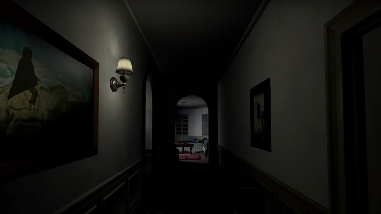 Paranormal Activity Game