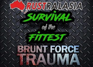 Rust Survival of the Fittest