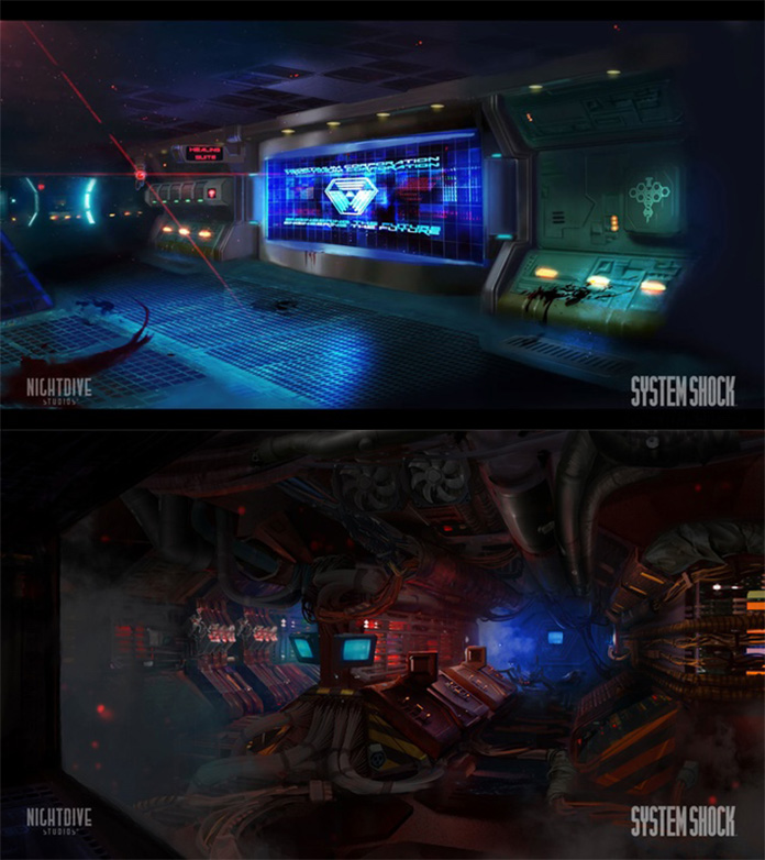System Shock - Screenshots