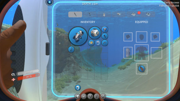 subnautica infected map scanner