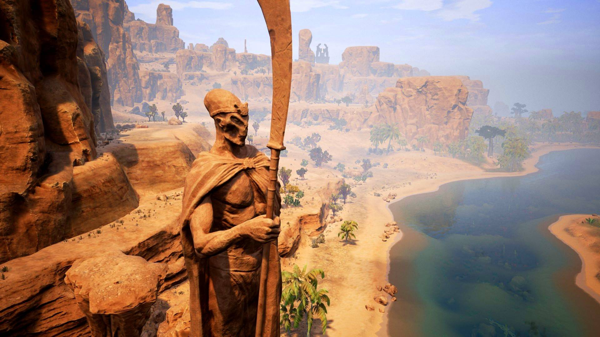 Conan Exiles 14GB Patch