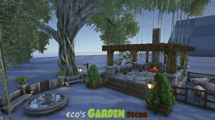 Eco Garden Decor.