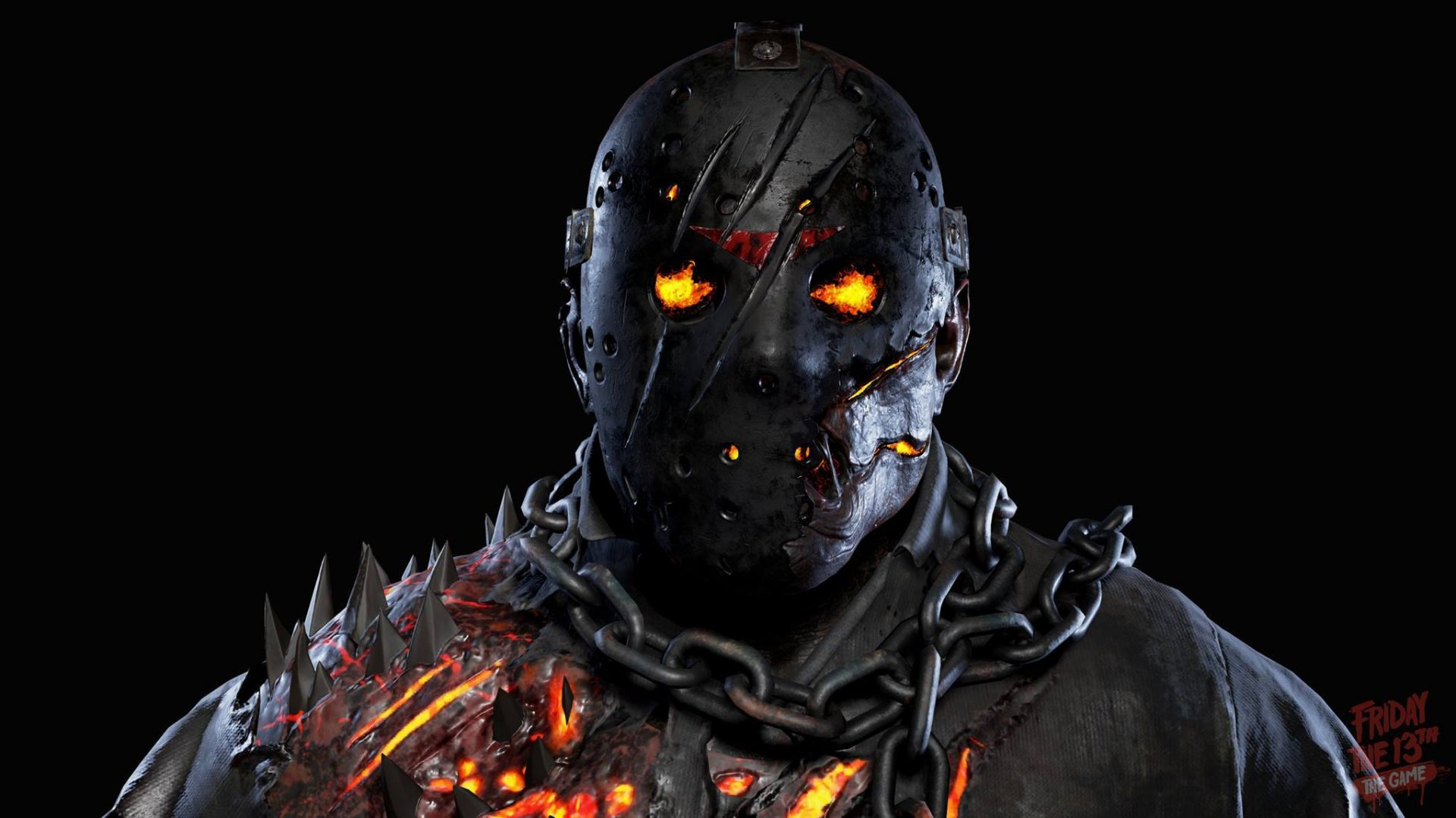 Friday the 13th Game Jason Hell Skin