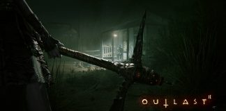 Outlast 2 Cover Photo.