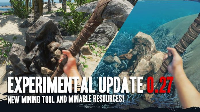 Stranded Deep 027 Experimental Update