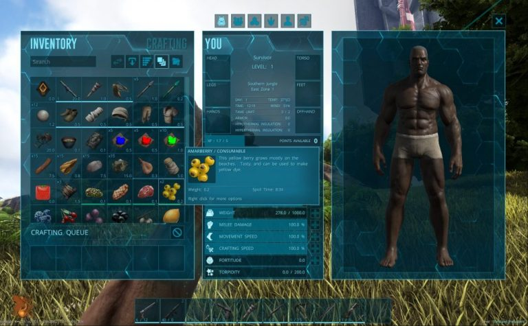 ARK: Survival Evolved – Patch v256 Brings an Updated Interface, Brand New Dinos and Tek Upgrades