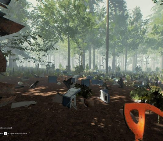 the forest patch 0.57 hotfix update endnight