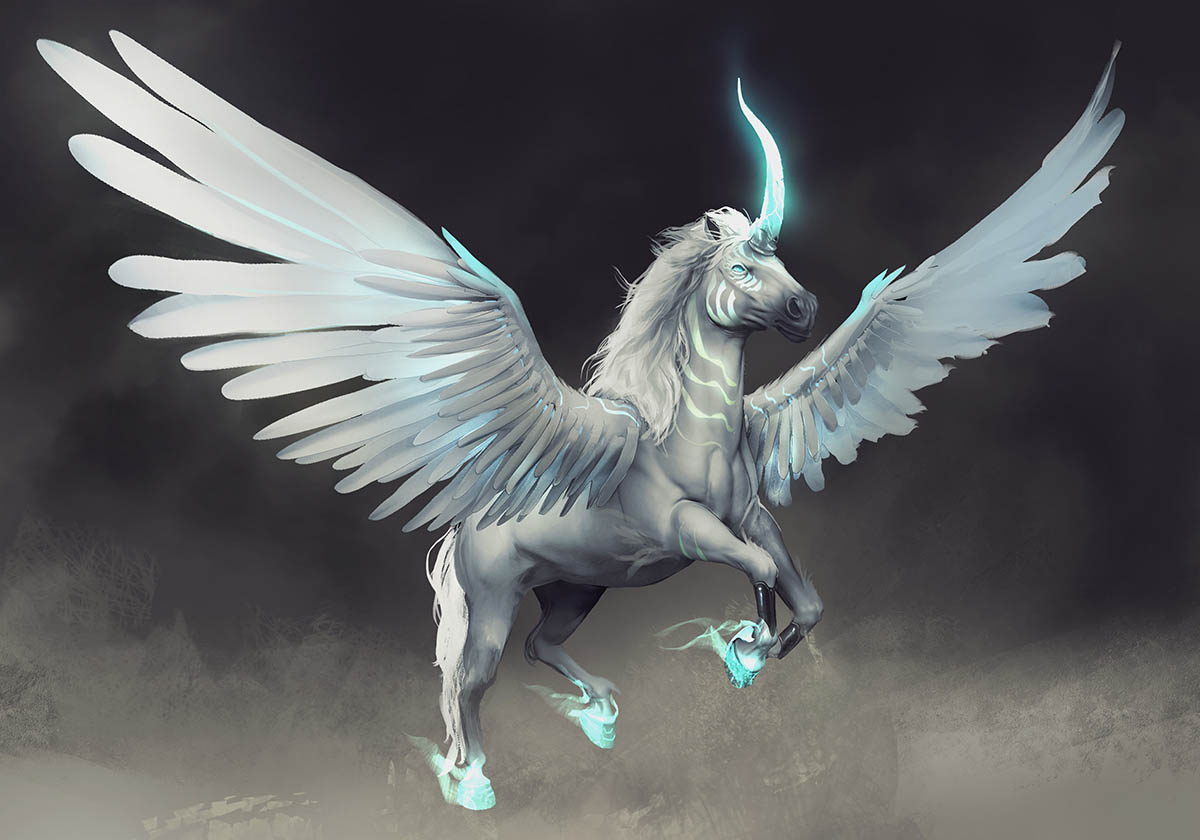Elemental Unicorn.
