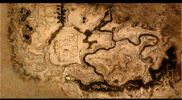 Conan-Exiles-The-Dregs-Map