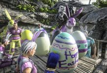 ARK Eggcellent Adventure