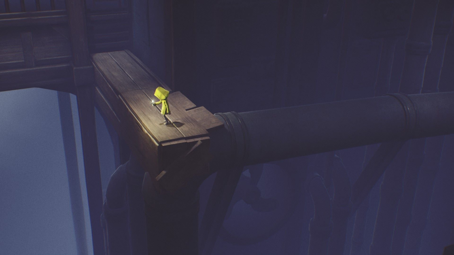 Little Nightmares - Featured